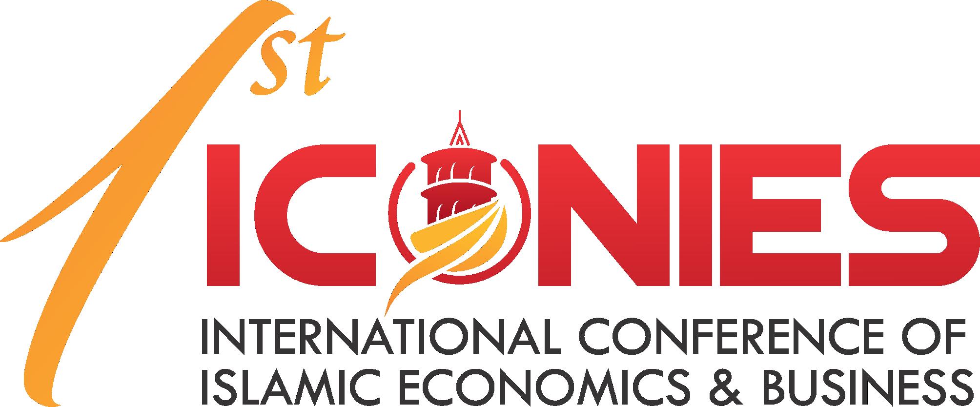 1st ICONIES 2018