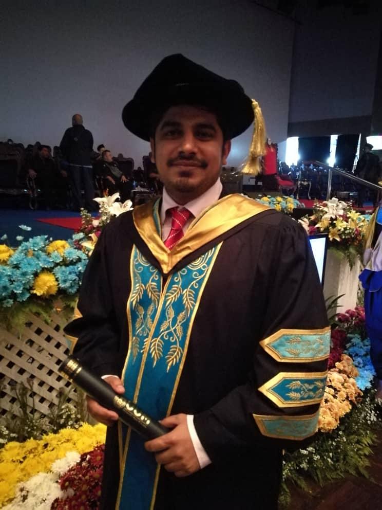 Muhammad Haseeb, Ph.D.